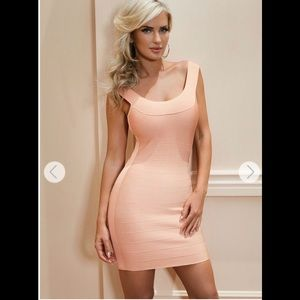 Guess by Marciano Bandage Dress